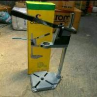 Jual Dudukan Mesin Bor 13mm - Stand Bor Carrson/Mesin Bor Duduk Murah
