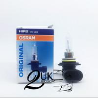 Lampu Bohlam Mobil Original / Standard OSRAM HIR2 / HIR 2 12V 55W
