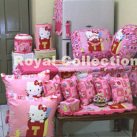 HOMESET HELLOKITTY BOX PINK