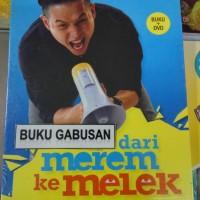 BUKU DARI MEREM KE MELEK CATATAN SEORANG KOMEDIAN (BUKU+DVD) hn
