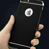 SoftCase Ipaky Carbon Chrome Iphone 5/5G/5S/New/Case/So Berkualitas