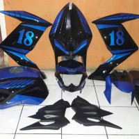 full fairing byson z250 bos