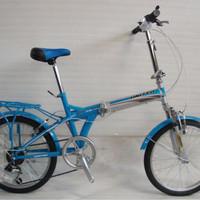 harga Sepeda Lipat United Quest C1-02 20' Tokopedia.com