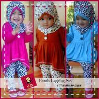 Baju Muslim Untuk Anak Perempuan, Baju Online Anak, Baju Anak 5-6 th S