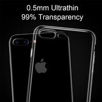 Lenovo Vibe P1M Putih Transparan Ultra Thin TPU Case for iPhone .