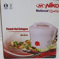 NIKO RC12 Rice Cooker/Magic Comp 3 IN 1/Penanak Nasi Serbaguna 1,2 L