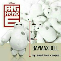 Jual Boneka Big Hero 6 (Baymax) Original Murah