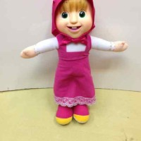 Jual MAINAN BONEKA|Boneka Marsha and The Bear Murah