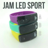 Jam LED NIKE , ADIDAS & PUMA