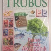 Majalah Trubus Agustus 2015 - Panen Ganda Akuaponik