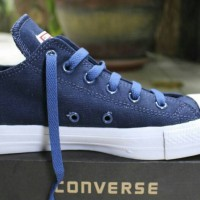"Converse CT II Low Navy Blue ""Premium"""