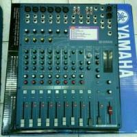 Mixer YAMAHA MG 124 CX audio mixer 12 Channell
