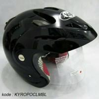 Helmet Half Facee KYT ROMEO Solid