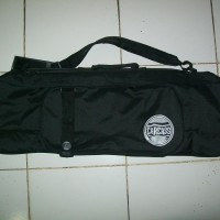 CARCASS RV.05 BLACK SKATEBOARD BAG - TAS SKATEBOARD