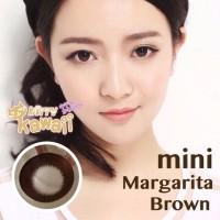 Jual Softlens Kitty Kawaii Mini Margarita Choco (Coklat Natural) Murah