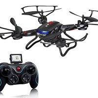 Holy Stone F181 RC Quadcopter Drone with HD Camera RTF 4 Channel 2.4GH