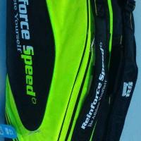Tas Badminton / Bulutangkis RS Lime/Black (New 2017)
