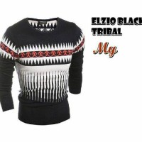 Elzio Black Tribal