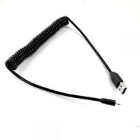 KABEL TELEPON MICRO USB FOR BB SAMSUNG POWERBANK