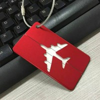 Luggage tag / label tas / koper