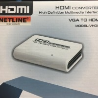 harga Kabel Konektor Vga To Hdmi + Adaptor Tokopedia.com