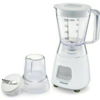 Philips Blender Hr 2056 White Grey Abu Abu