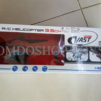 Harbor RC Helicopter HBR2 3.5ch Built In Gyro HBR-2