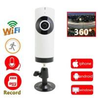 Ip Camera CCTV Wifi HD 360 Eyes Panoramic Wireless P2P