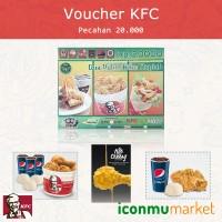 Voucher KFC Pecahan 20000