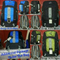 Tas Ransel Daypack Bodypack Backpack Sioux 307E Original Malang