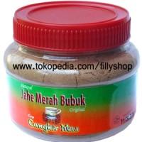 Jual Jahe Merah Bubuk Murni Cangkir Mas 200 gr (tanpa gula) Murah