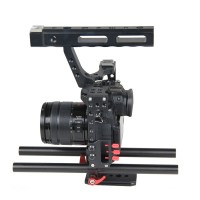 Rig Stabilizer Kamera DSLR Sony A7S A7 A7R A7RII A7SII Panasonic GH4