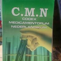 "C.M.N ""Codex Medicamentorum Nederlandikum"""