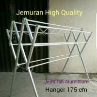 Jual jemuran alumunium hanger Murah