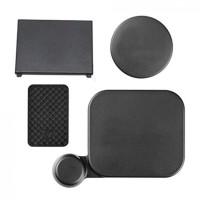 Camera Lens Cover + Housing Lens Cover + Replacement Battery Door + Re