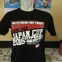 kaos/t shirt TAMIYA JAPAN CUP