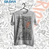Paramore Riot Kaos Band Original Gildan