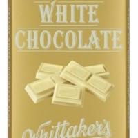 Whittaker's White Chocolate Bar Cokelat Coklat Putih Whittakers NZ