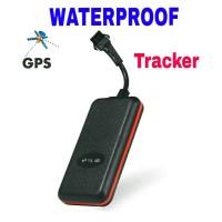 Mini GSM GPS Tracker Car Motor WATERPROOF Alat Pelacak Kendaraan