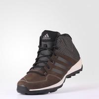 Adidas Daroga Plus Mid Leather Lace Outdoor Shoes Original