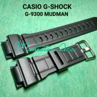 Strap CASIO G-SHOCK G-9300 MUDMAN/Tali Jam Tangan GSHOCK G9300 MUDMAN