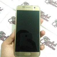 Samsung S7 gold duos global second fullset