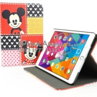 iPad Mini 1/2/3 Minnie & Mickey Cover Hard Case