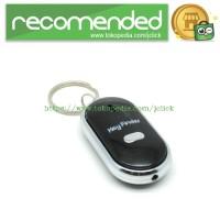 Gantungan Kunci Siul Anti Hilang Key Finder - Black