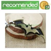 Gantungan Kunci Super Hero Batman Key Chain - Bronze
