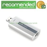 Elgato EyeTV Hybrid DVB-T2 TV Tuner for Mac / PC - Silver