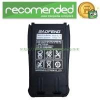 Baofeng Walkie Talkie Battery 2000mAh for UV-B5 UV-B6 - Black