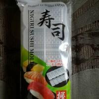 Daiso Sushi Mold / Cetakan Nasi Sushi Roll Nigiri