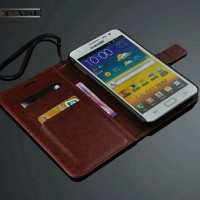 Flip Cover Leather Case Syntetic for Samsung Galaxy Note 1 N7000