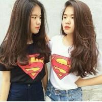 Tumblr Tee / Branded Tee / KAOS SUPERMAN LOGO # I 110204